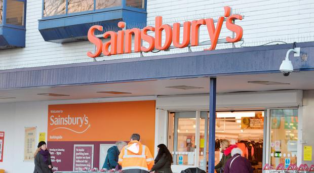 Sainsbury's has seen its grocery market share in Northern Ireland shrink over the last year