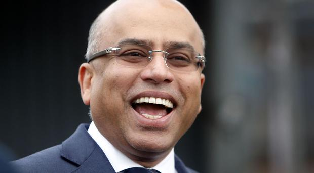 Sanjeev Gupta, executive chairman of the Liberty House Group, said the team was 'of the highest calibre'