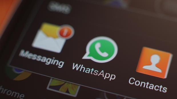 WhatsApp users are advised not to open the email and to log into their account in the usual way
