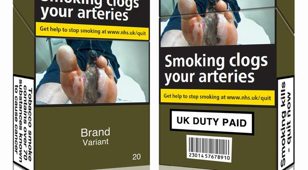 The tobacco industry will not be allowed to appeal over standardised packaging legislation, the Supreme Court said (Action on Smoking and Health (ASH)/PA)
