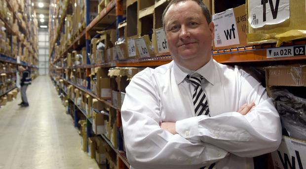 Sports Direct founder Mike Ashley has welcomed the appointment of the group's first employees' representative who will attend board meetings