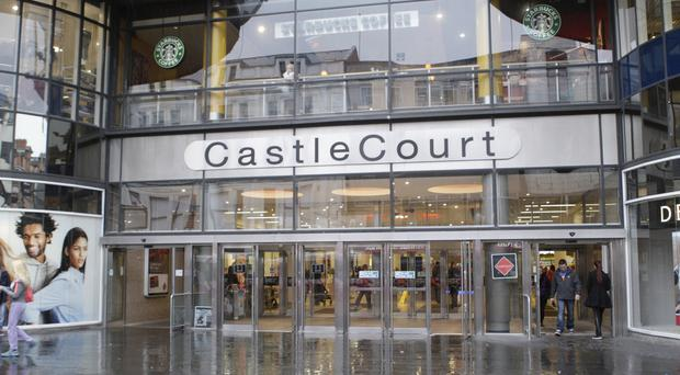 CastleCourt shopping centre