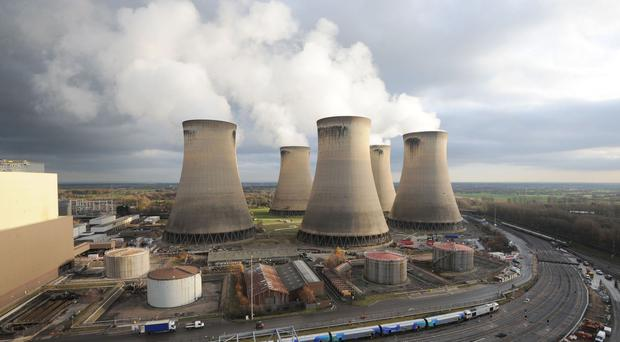 Drax Group generates 7% of the UK's electricity and owns a coal and biomass-fired power plant in Selby