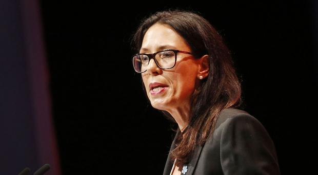 Shadow work and pensions Debbie Abrahams hit out at the huge sums paid to Atos and Capita for PIP assessments