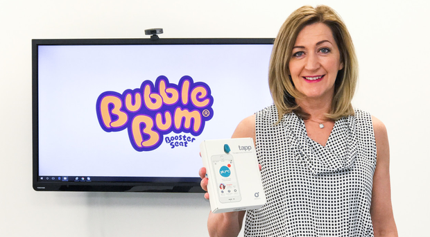 Bubblebum founder Grainne Kelly
