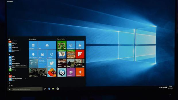 One of Microsoft's Windows patches was issued as recently as last month
