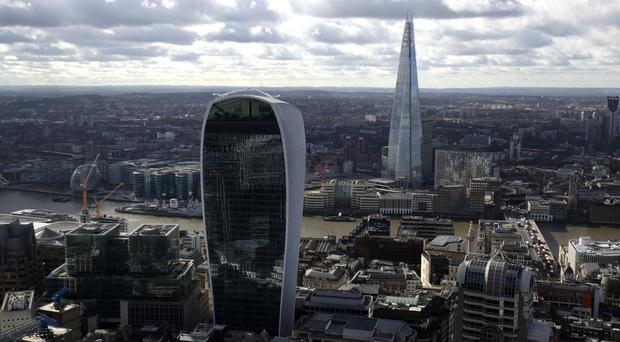 In its latest World Economic Outlook, the International Monetary Fund said it now expects the British economy to grow by 2% in 2017, up from January's forecast of 1.5%