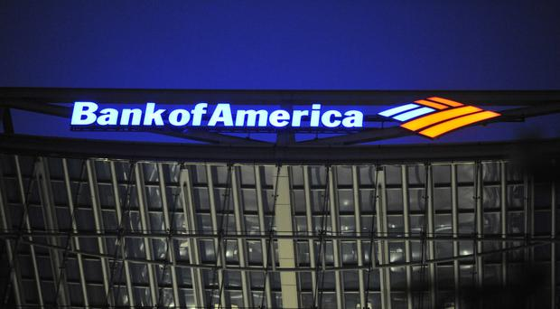 Bank of America recorded a profits rise of 40% to 4.9 billion US dollars