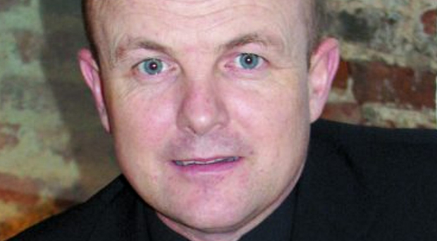 Gordon Best, managing director of trade group the Quarry Products Association Northern Ireland