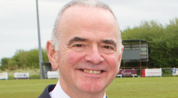Harry McDaid, chief executive of UCIT