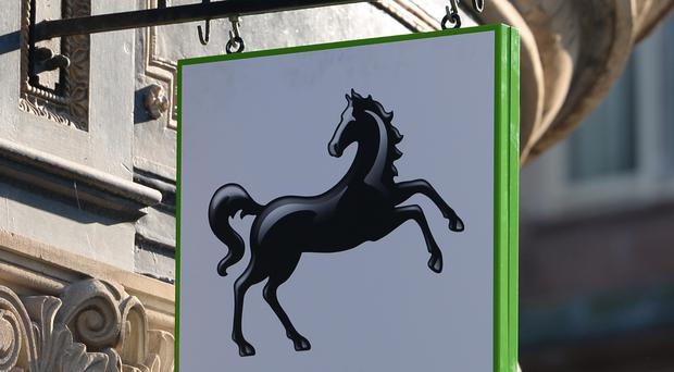 Lloyds Bank profits double in first three months of the year