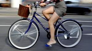 The campaign aims to get more people out on their bicycles