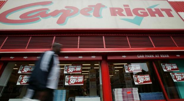 Trading has become tougher, says Carpetright chief Wilf Walsh