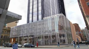 What the Grand Central on Bedford Street will look like once completed