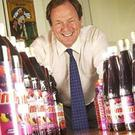 Chairman of Vimto John Nichols