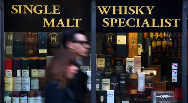 Campaigners have warned that fracking could have a negative impact on the whisky industry