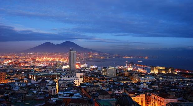 Naples is one of the new destinations Jet2 will fly to direct from Belfast