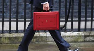 Chancellor Philip Hammond said in his Budget that further reducing corporation tax will send 'the clearest possible signal that Britain is open for business'
