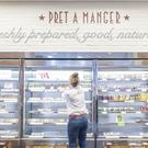 Pret A Manger like-for-like sales rose 4.8% as the firm's US business broke the 200 million dollars mark for the first time (Pret A Manger/PA)