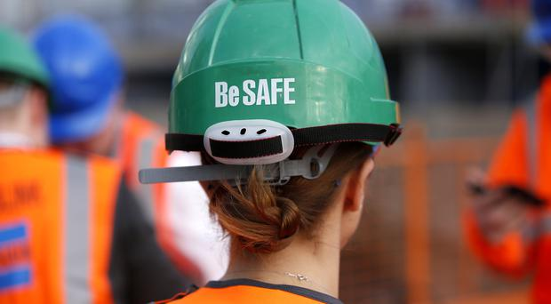 The TUC said fewer than a third of women in emergency services, engineering, retail, manufacturing and scientific research were given the right safety equipment