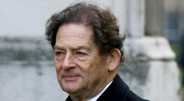 Lord Lawson has been criticised over his comments relating to migration post-Brexit.