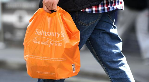 Sainsbury's kicks off with its full-year figures on Wednesday