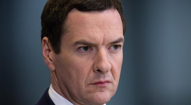George Osborne says he is thrilled to become editor of the Evening Standard