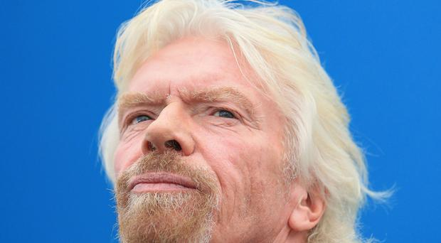 Sir Richard Branson opposed Brexit