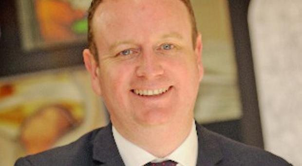 Manufacturing NI chief Stephen Kelly