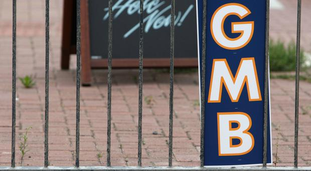The GMB union has launched proceedings at an employment tribunal on behalf of eight workers at Hermes