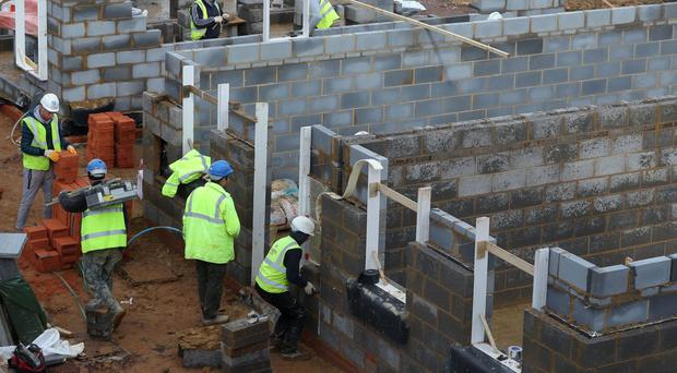 A survey of more than 330 RICS members found just over half said a shortage of skilled labour was affecting growth in the construction sector