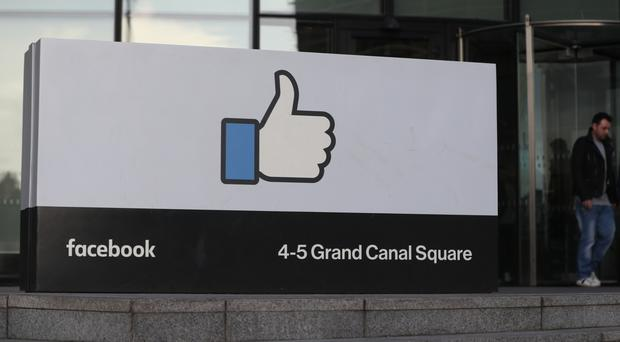 Facebook posted revenue of 8.03 billion dolllars (£6.2bn)