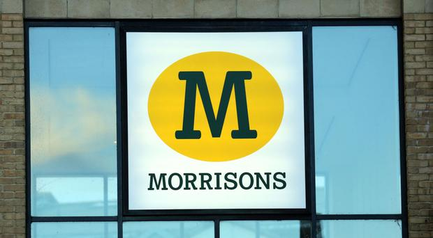 Morrisons said like-for-like sales grew 3.4% in the three months to April 30