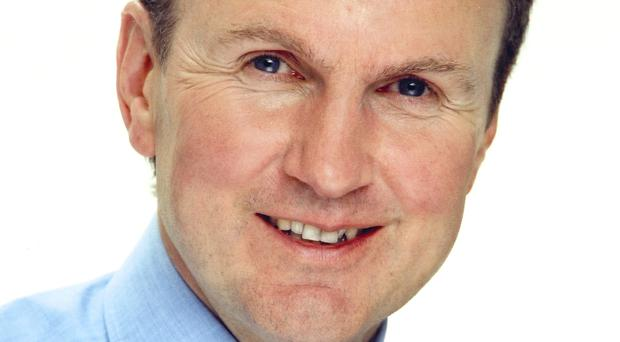 Archie Norman will take up the role of M&S chairman on September 1 (ITV/PA)