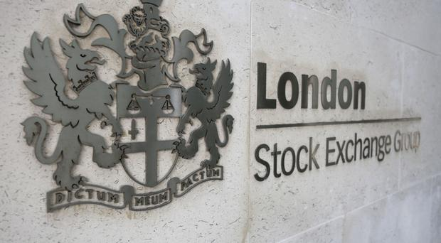 London's blue-chip index closed higher by nearly 0.7% at 7,297.43
