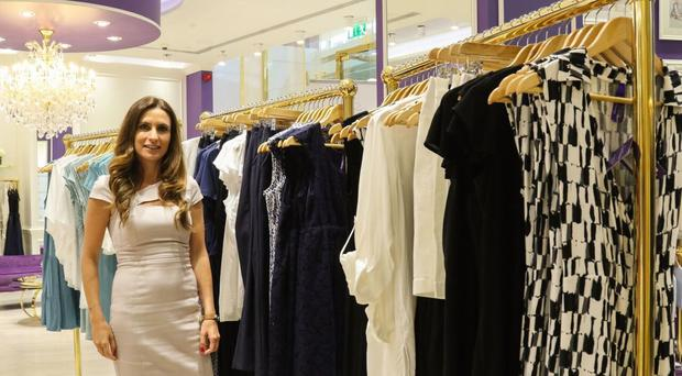 Seraphine boss and founder Cecile Reinaud is excited over opportunities in China.