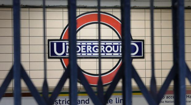 Members of the RMT based at London Bridge station will walk out for 24 hours from 10pm