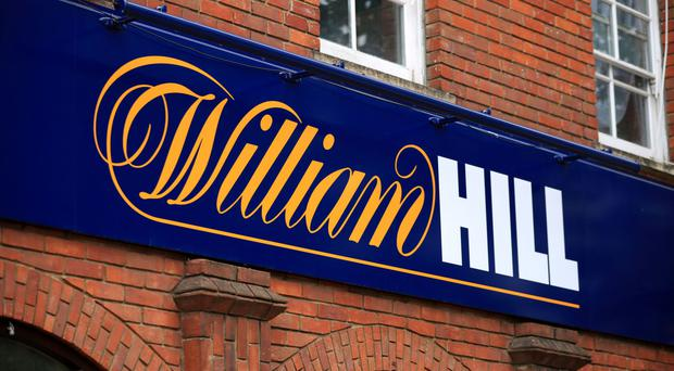 William Hill said efforts to boost its online business continued to pay off