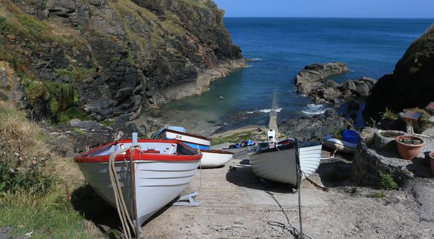 Cornwall, London and Yorkshire were the most popular destinations for domestic holidays last year