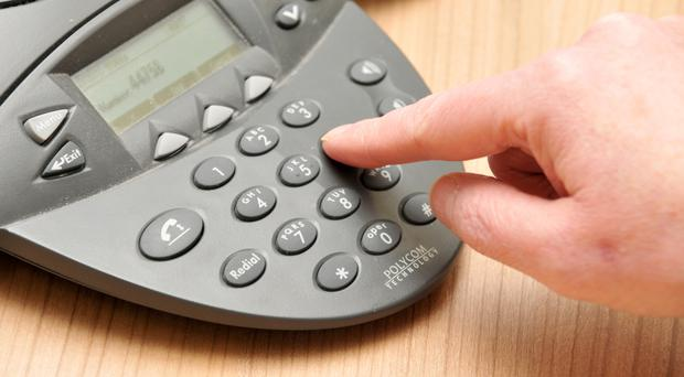 More than 50% of facility takeovers were carried out over the phone, typically to call centre staff