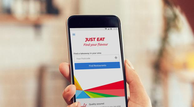 Just Eat plans to take over rival Hungryhouse
