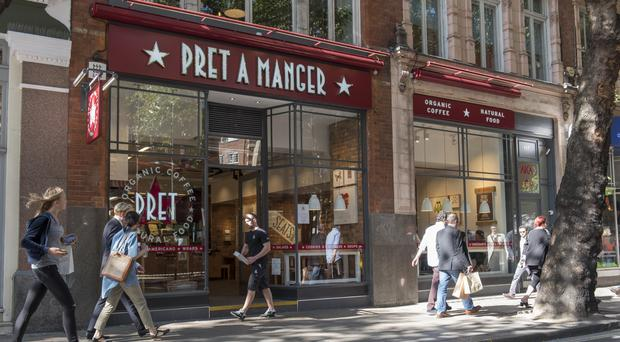 Pret said last month that its US sales broke the 200 million dollar mark for the first time last year
