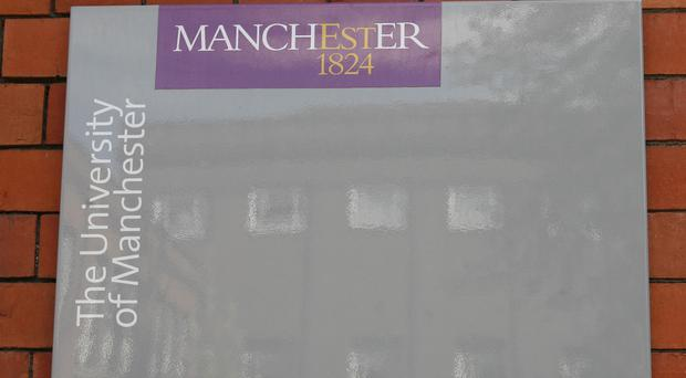 Manchester University said it proposed to open a voluntary severance scheme for staff at risk