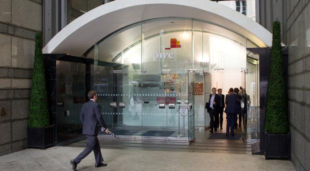 The reprimands relate to PwC's audit of Connaught, a FTSE 250 company which went into administration in 2010