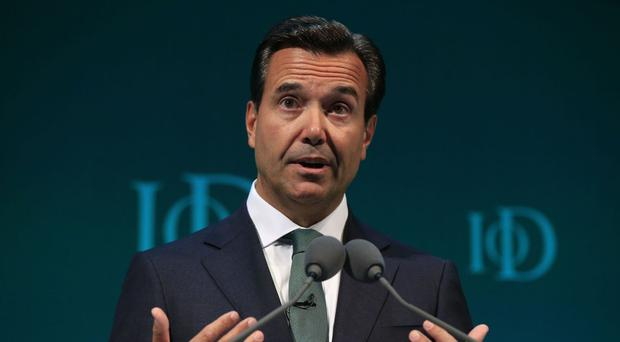 Antonio Horta-Osorio said 2016 was a 'significant year' for Lloyds Banking Group