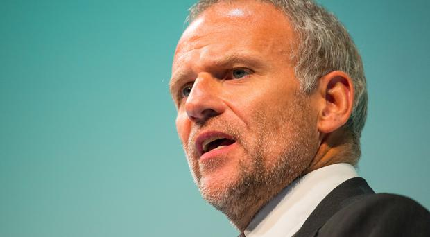 Dave Lewis has been hailed for leading a turnaround of Tesco since taking the helm in 2014