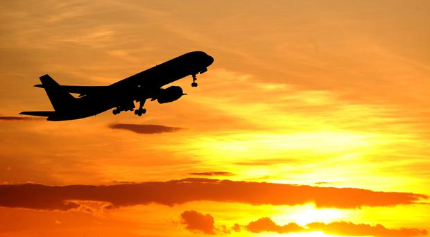 Airline prices are expected to have soared last month because the Easter holidays fell on April 16 this year
