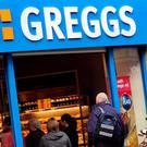 Greggs reported a strong start to 2017 as healthy eating ranges proved popular