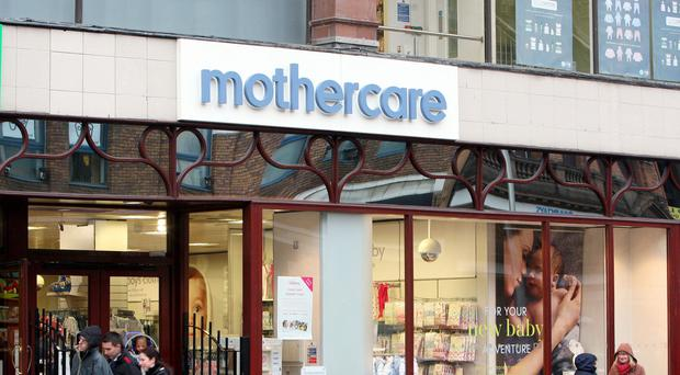 Mothercare profit falls on restructuring costs
