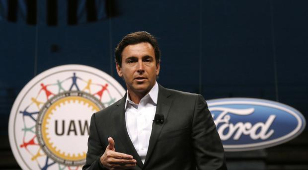 Reports suggest a parting of the way for Ford and Mark Fields (AP)